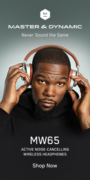 Kevin Durant Campaign - wireless headphones