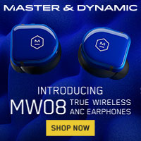 MW08 Active Noise-Cancelling True Wireless Earphones