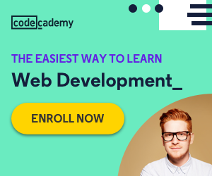Codecademy Web Development