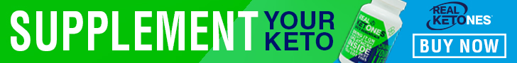 Keto Support Multivitamin Banner Links