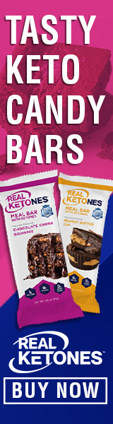 Keto Protein Bar Banner Assets