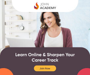 Learn Online & Sharpen Your Career Track
