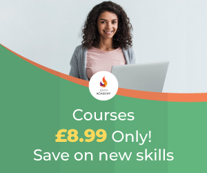 John Academy offers any course at £8.99 Only !