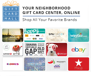 GiftCardMall.com Coupon