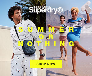 Superdry (US) Coupons