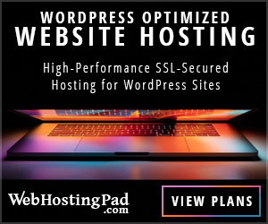 WordPress Optimized Website Hosting for $2.99/month with WebHostingPad