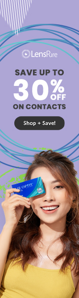 Save up to 30% OFF on contact lenses