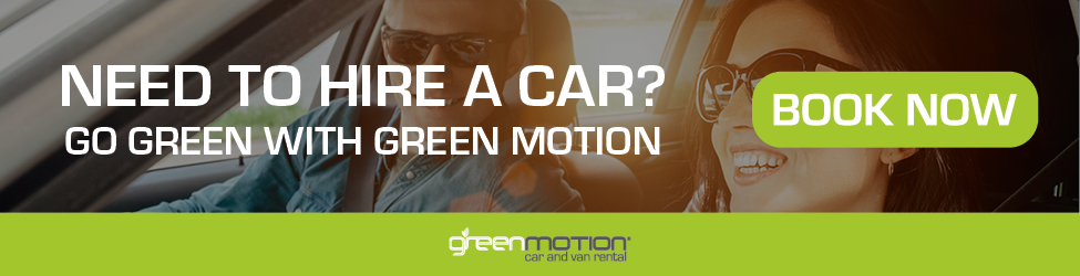 Green Motion - Eco Friendly Car Hire