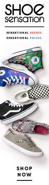 Find great deals on kid's causal shoe styles at Shoe Sensation