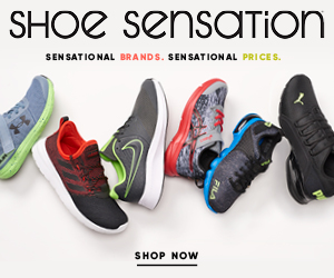 Find great deals on kid's athletic shoe styles at Shoe Sensation