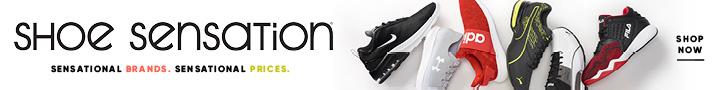 Find great deals on men's athletic shoes at Shoe Sensation