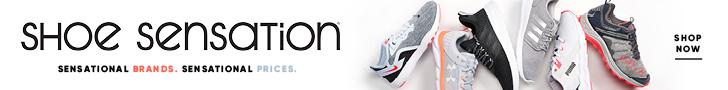 Find great deals on women's athletic shoes at Shoe Sensation
