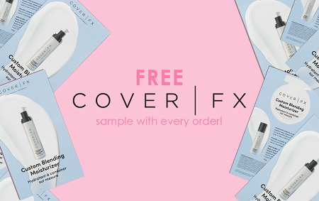 Free COVER | FX sample shipped with every order! While supplies last.