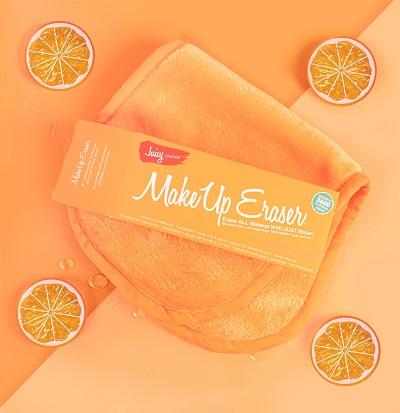 Shop the Juicy Orange MakeUp Eraser at MakeUpEraser.com!