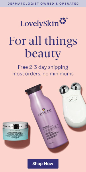 Shop LovelySkin for the best deals on skin care, makeup, hair care and more this July 4th!