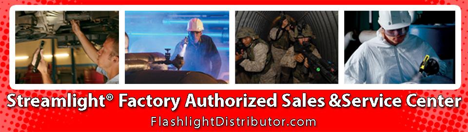 Streamlight Flashlights at the best prices from FlashlightDistributor.com!