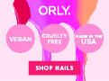 Shop ORLY's Pre-Black Friday Sale and Get 40% Off Site-Wide using code: EARLYBIRD