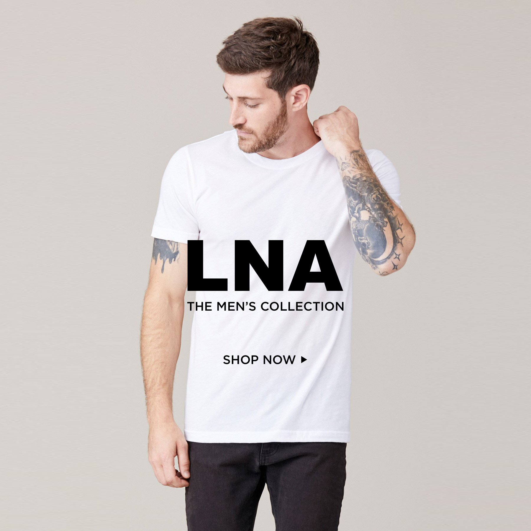 LNA Men's Clothing