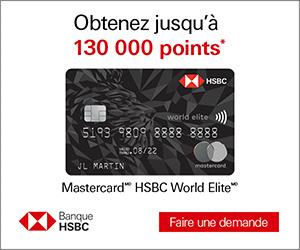HSBC Canada Credit Cards