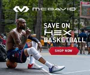 McDavid | Save on HEX Basketball Gear!
