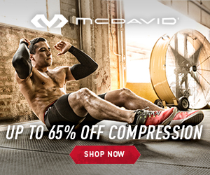 McDavid | Up to 65% Off Compression (Outlet)