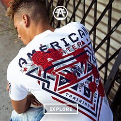 American Fighter Clothing, Accessories.
