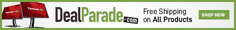 Deal Parade Free Shipping