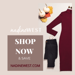 Shop Now & Save! Visit NadineWest.com Today!!