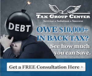 Tax Group Center