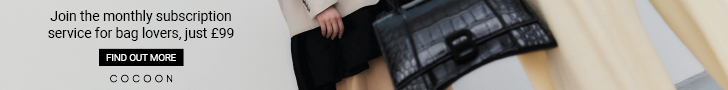 COCOON, a £99 monthly luxury bag subscription