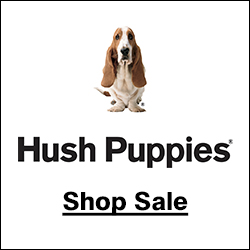 Hush Puppies CA