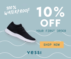 Vessi | NEW COLOR ALERT! 'Everyday' Sneakers in Vessi Blue > For a Limited-Time Only!