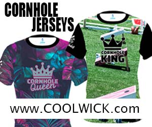 Coolwick Cornhole Jerseys