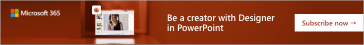Microsoft UK IE - Microsoft 365 PowerPoint - Tell amazing stories