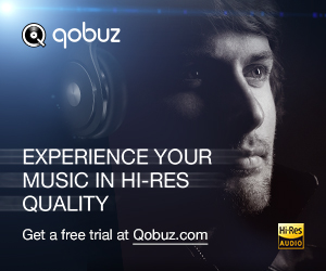 Listen to your favorite albums in studio quality. Try Qobuz now with a 1 month free trial.
