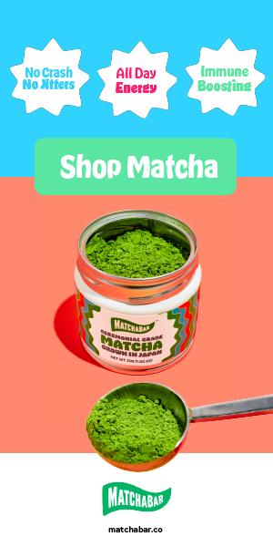 MatchaBar | Give the Gift of Matcha