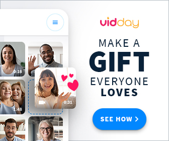 How to Make a Gift Everyone Loves at Vidday.com!