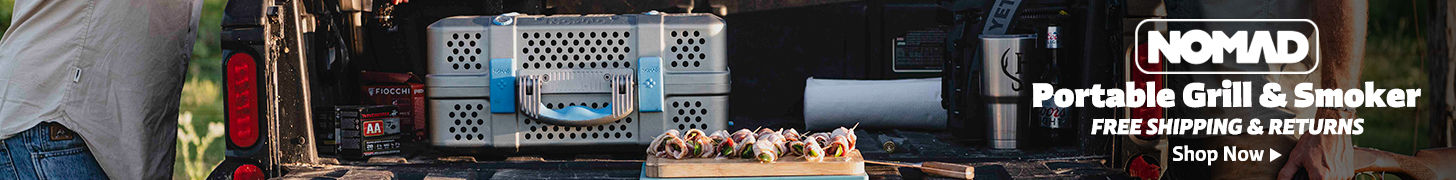 NOMAD Portable Grill & Smoker
