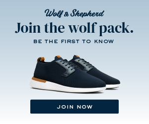 Wolf & Shepherd | Join the Wolf Pack. Be the First to Know | Join Now