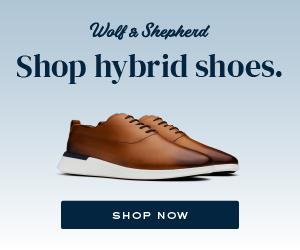 Wolf & Shepherd | Shop Hybrid Shoes | Shop Now