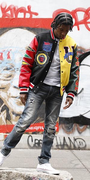 Smoke Rise - All Star Varsity Jackets