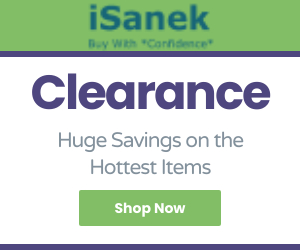 Hottest Items from iSanek