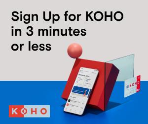 KOHO Financial