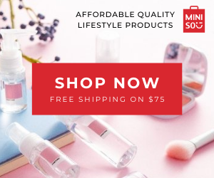 Feature a well-rounded mix of MINISO favourites.