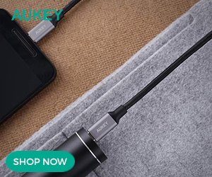 AUKEY USB-C to Lightning PD Charging Cable SKU: CB-CL1