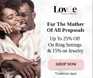 LovBe - Engagement Ring Banners - 14th May