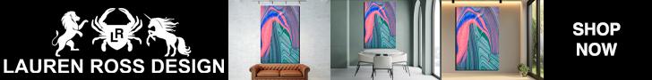 728x90 Inside Seven 15 canvas wrap-Lauren Ross Design