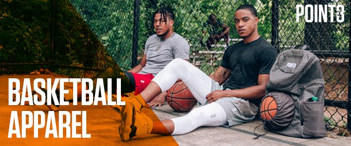 POINT3 Basketball Apparel