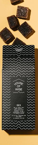 House of Wise CBD Sex Gummy