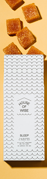 House of Wise CBD Sleep Gummy